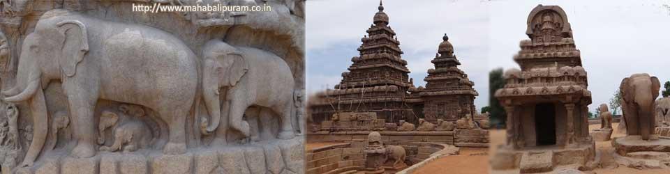 Mamallapuram Or Places to visit in Mahabalipuram Tamil Naadu